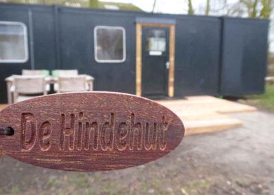 Hindehut Camping De Hinde